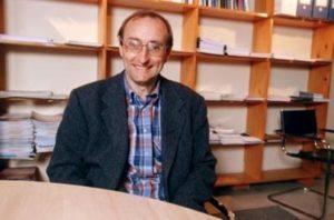 Pierre De Haas fondateur de la FFMPS en 2014