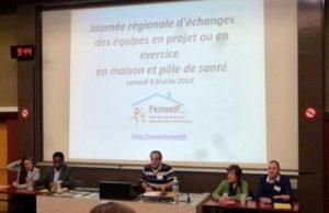 Journée régionale des maisons de santé d'Île-de-France 2014