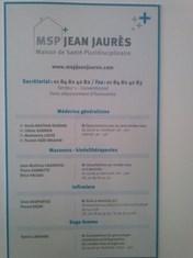 La Maison de Santé Jean Jaurès dans le 19ème arrondissement de Paris