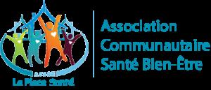 Logo de l'Association Communautaire Santé Bien-Être du quartier Franc-Moisin Bel-Air à Saint-Denis