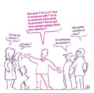 Petit guide de la participation en santé de proximité