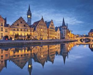 Voyage à Gand : mieux connaître l'organisation des soins primaires en Belgique