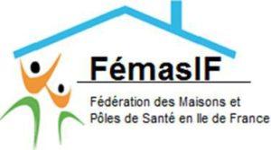 Logo FémasIF - Fédération des maisons de santé en Île-de-France