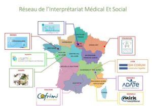 Création du réseau national de promotion de l'interprétariat médical et social