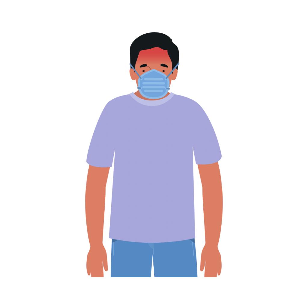 Suivre à domicile des patients atteints par le COVID-19